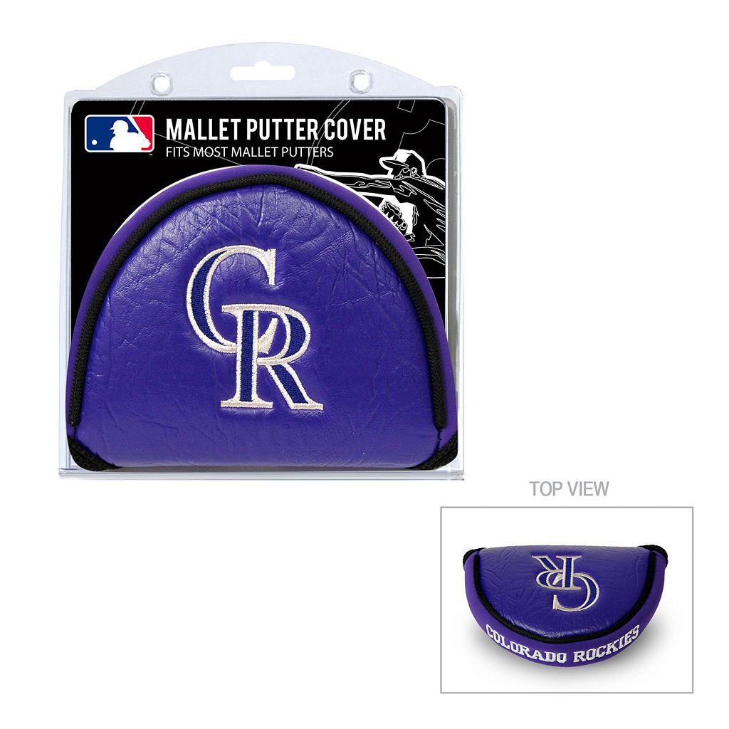 Team Golf Colorado Rockies Mallet Putter Cover
