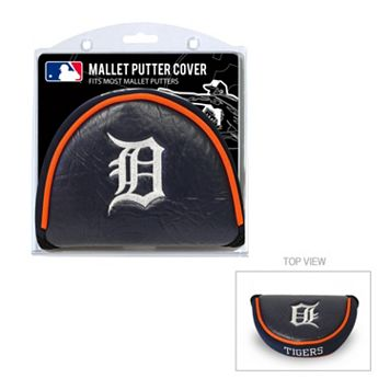 Team Golf Detroit Tigers Mallet Putter Cover