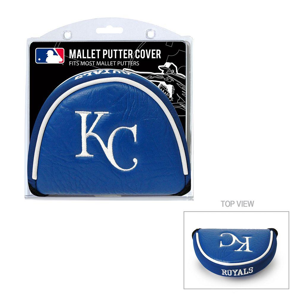 Team Golf Kansas City Royals Mallet Putter Cover
