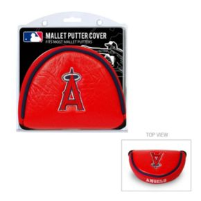 Team Golf Los Angeles Angels of Anaheim Mallet Putter Cover