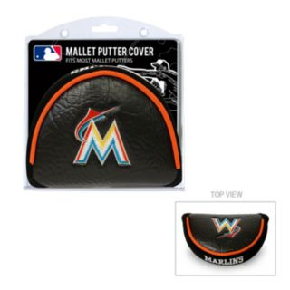 Team Golf Miami Marlins Mallet Putter Cover