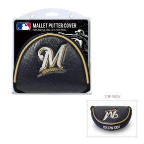 Team Golf Milwaukee Brewers Mallet Putter Cover