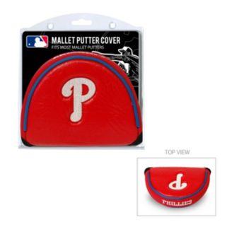 Team Golf Philadelphia Phillies Mallet Putter Cover