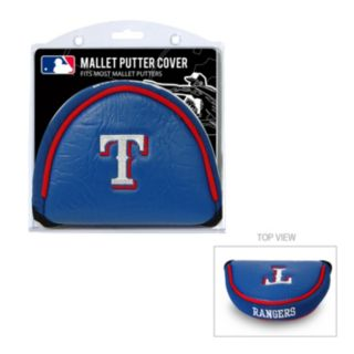 Team Golf Texas Rangers Mallet Putter Cover