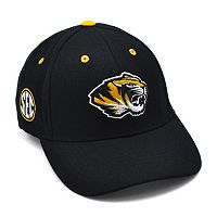 Top of the World Missouri Tigers Triple Conference Baseball Cap - Adult