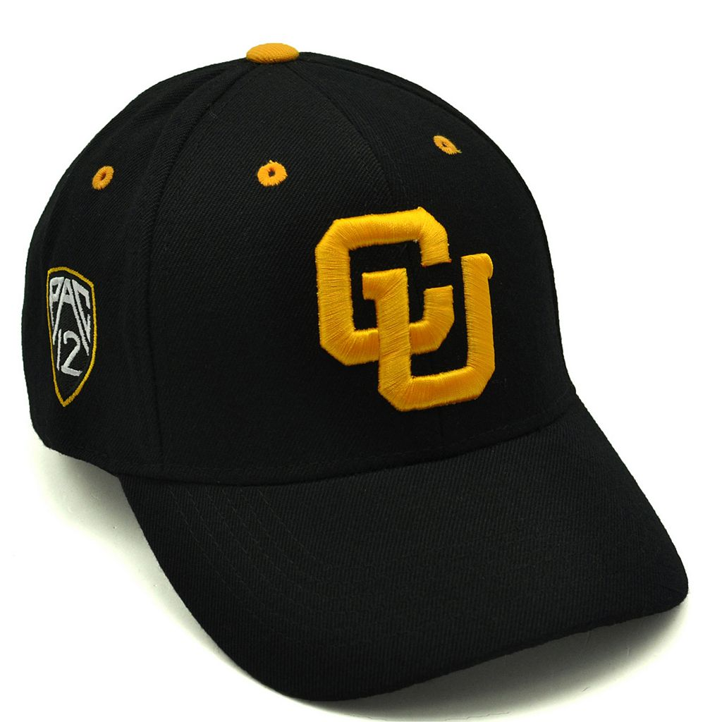 Top of the World Colorado Buffaloes Triple Conference Baseball Cap - Adult
