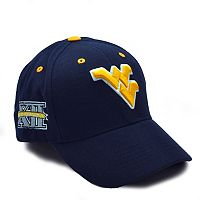 Top of the World West Virginia Mountaineers Triple Conference Baseball Cap - Adult