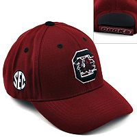 Top of the World South Carolina Gamecocks Triple Conference Baseball Cap - Adult