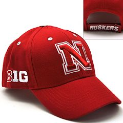 Top of the World Nebraska Cornhuskers Triple Conference Baseball Cap - Adult