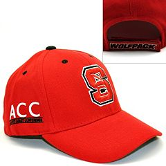 Top of the World North Carolina State Wolfpack Triple Conference Baseball Cap - Adult