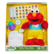 Playskool Sesame Street Potty Time Elmo by Hasbro