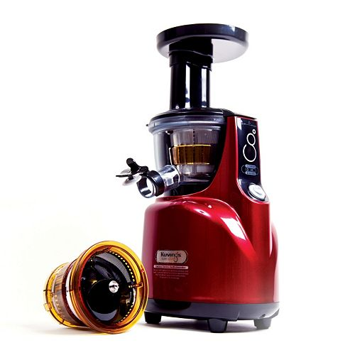 Kuvings Masticating Juicer Manual : Kuvings SC Series Silent Juicer