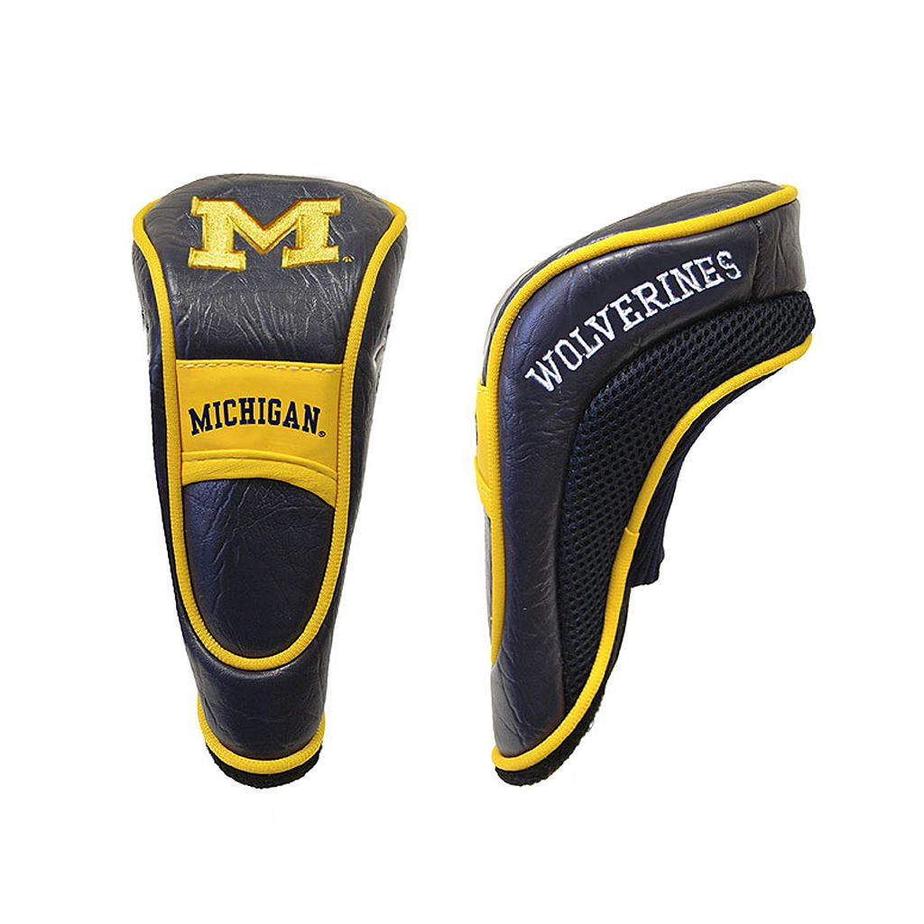 Michigan Wolverines Hybrid Head Cover