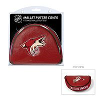 Team Golf Phoenix Coyotes Mallet Putter Cover