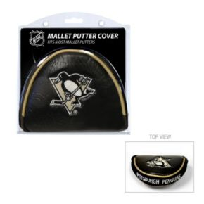 Team Golf Pittsburgh Penguins Mallet Putter Cover
