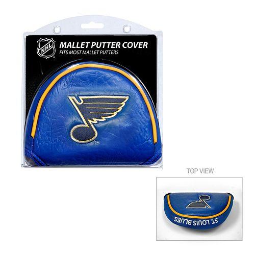 Team Golf St. Louis Blues Mallet Putter Cover