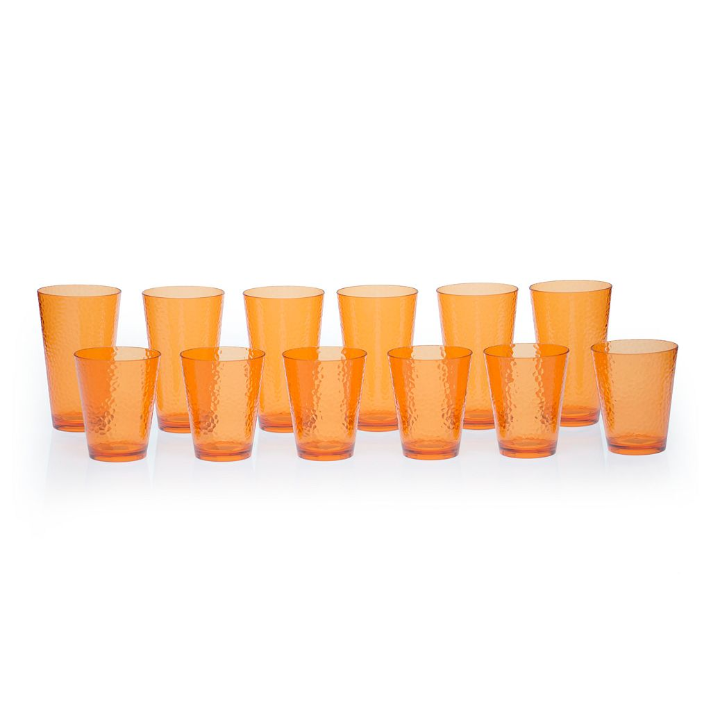 Certified International 12-pc. Drinkware Set