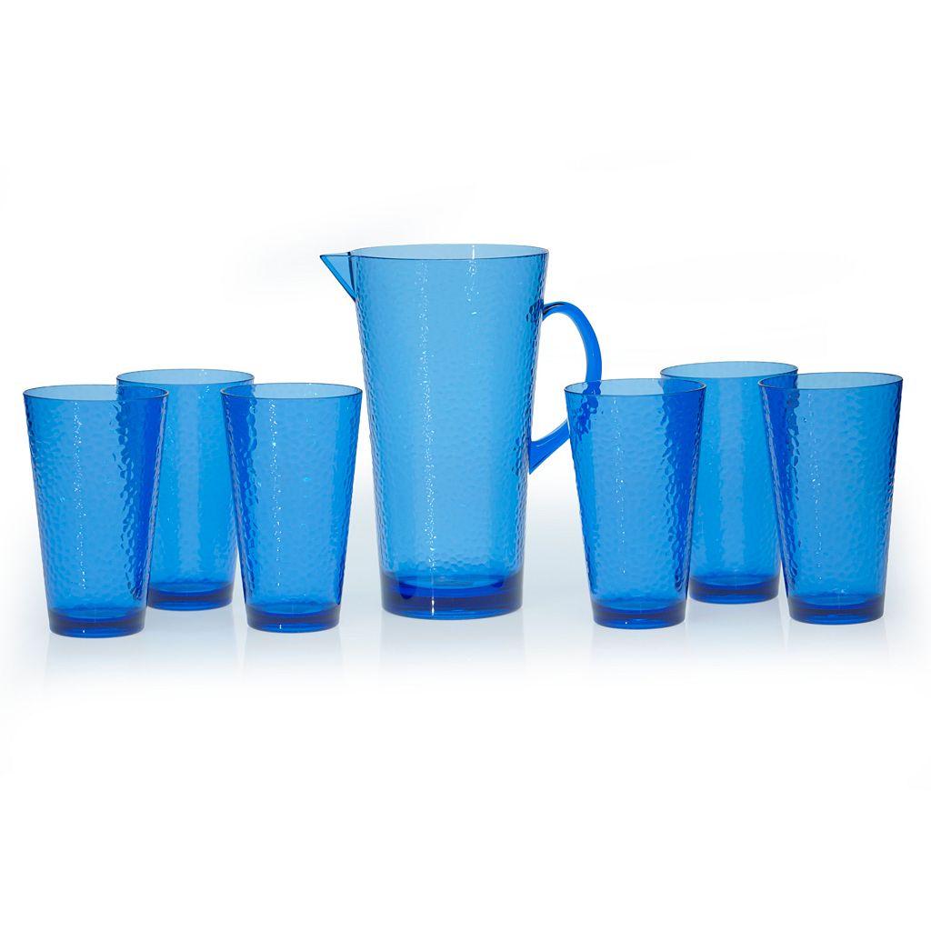 Certified International 7-pc. Drinkware Set