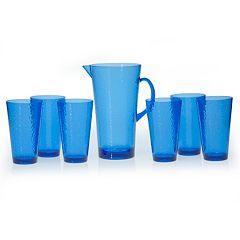 Certified International 7 pc Drinkware Set