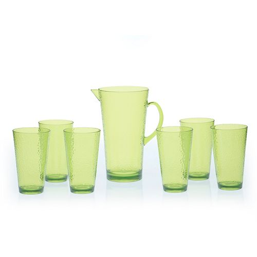 Certified International 7-pc. Drinkware Set