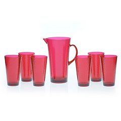 Certified International 7 pc Drinkware Set