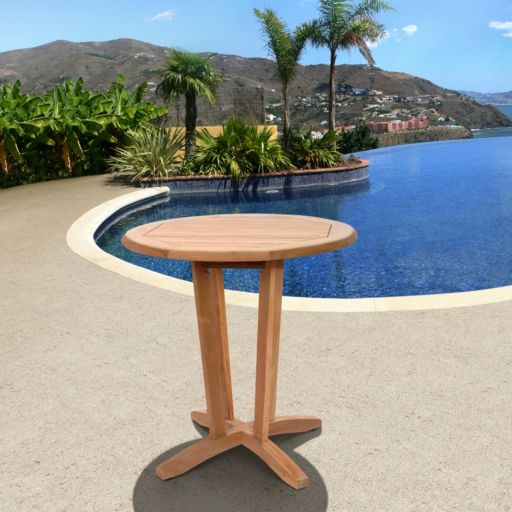 Amazonia Teak 3-pc. Patio Bistro Set