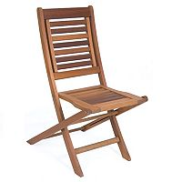 Amazonia Parati 2 pc Outdoor Folding Chair Set