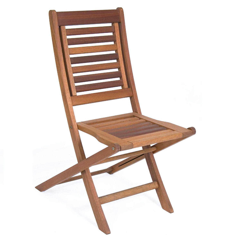 Outdoor Folding Chair Set