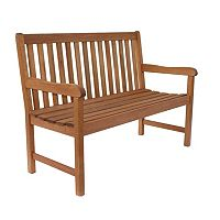 Amazonia Milano Medium Outdoor Bench