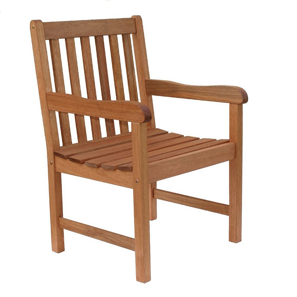 Amazonia Milano Outdoor Arm Chair