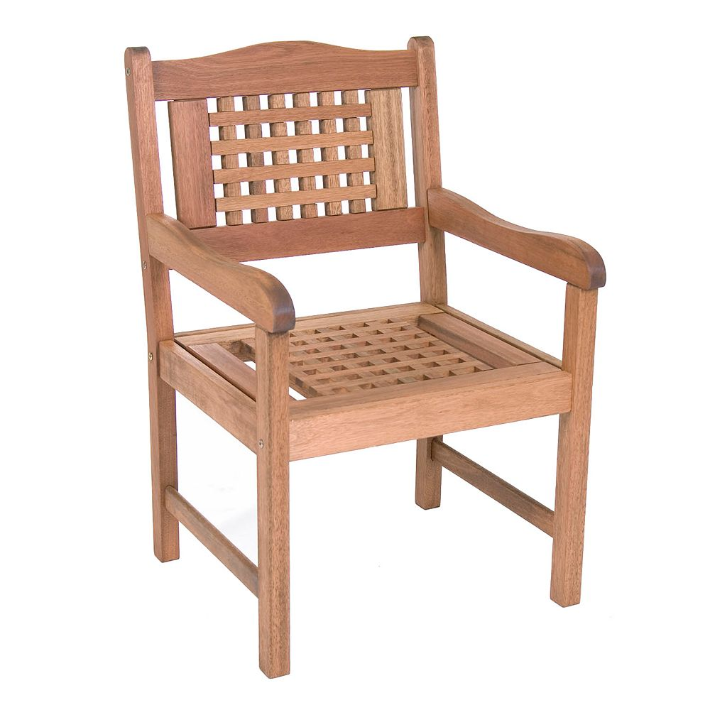 Amazonia Portoreal Outdoor Arm Chair