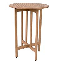 Amazonia Ibiza Round Outdoor Bar Table