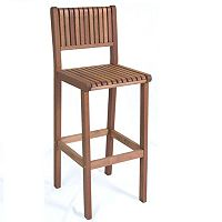 Amazonia Ibiza Outdoor Bar Stool