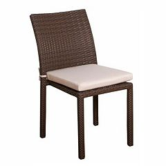 Atlantic 8-pc. Liberty Wicker Outdoor Chair Set