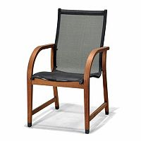 Amazonia 4 pc Manhattan Outdoor Arm Chair Set