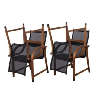 Amazonia 4-pc. Manhattan Outdoor Arm Chair Set