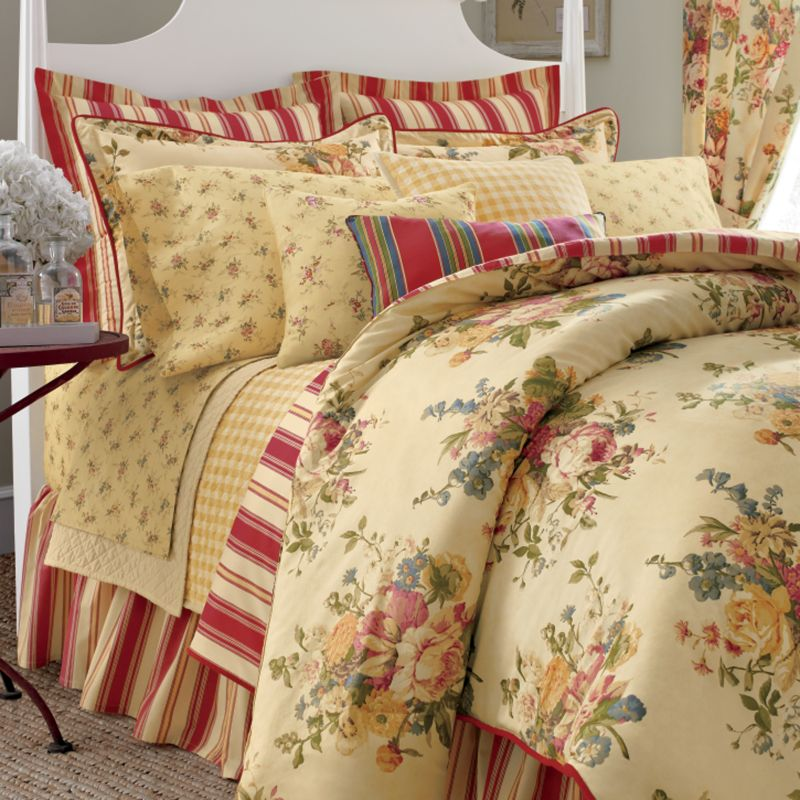 Floral Full Set Bedding Kohl S