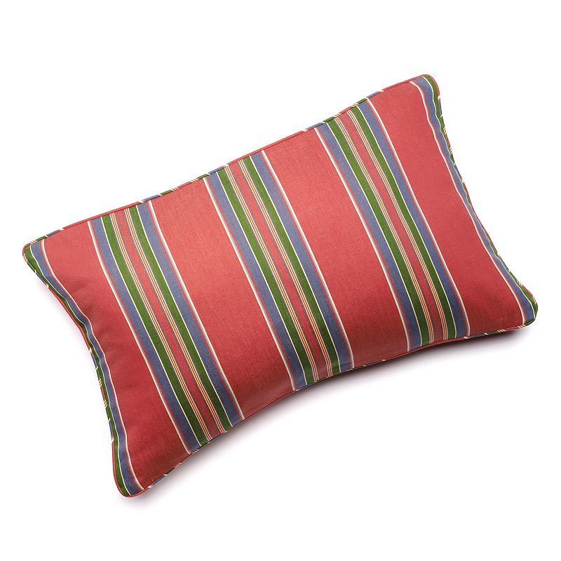 Chaps Home Dylan Ticking Stripe Decorative Pillow