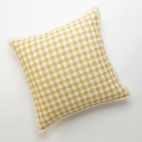 Kohls Yellow Throw Pillow : Throw Pillows - Bedding, Bed & Bath Kohl s