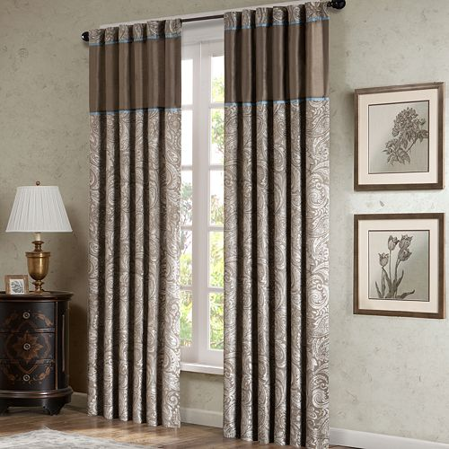 Madison Park 2-pack Whitman Window Curtains