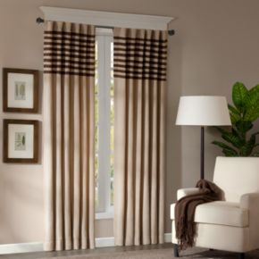 "Madison Park 2-pack Dune Window Curtains - 42"" x 63"""