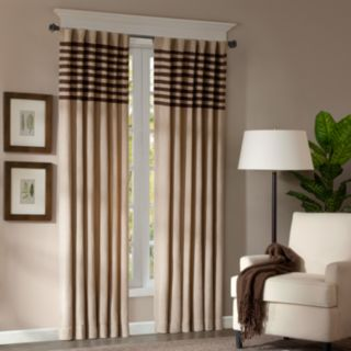 "Madison Park 2-pack Dune Window Curtains - 42"" x 63"""