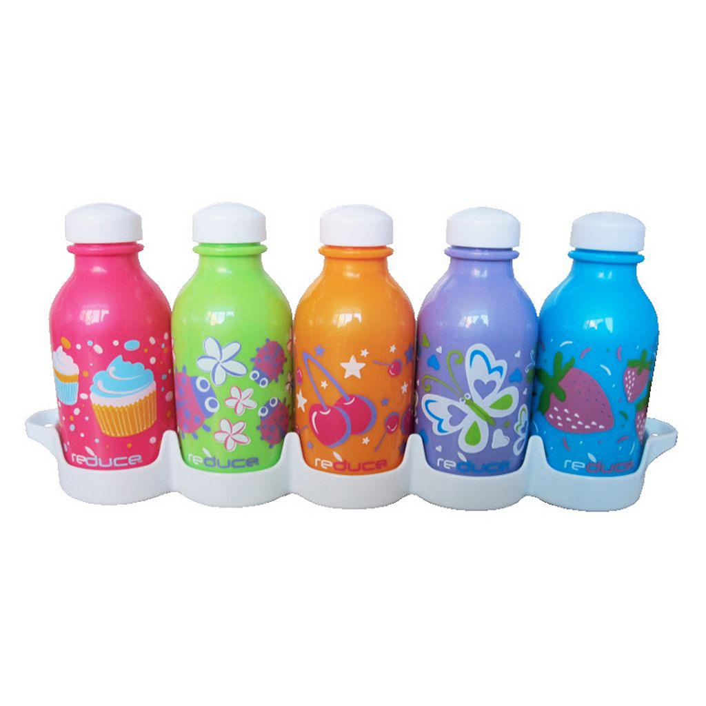 Reduce WaterWeek Kids Simply Sweet 6-pc. Water Bottle Set