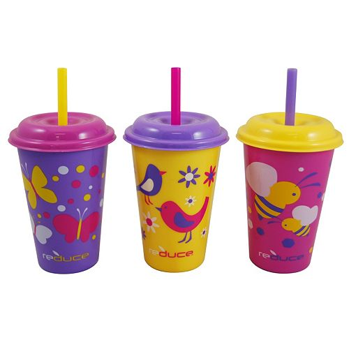 5188787346a Reduce GoGo's Kids Cutie 3-pc. Straw Tumbler Set