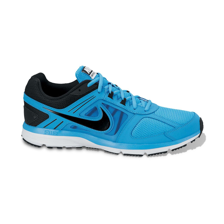 Nike Black Air Relentless 3 High-Performance Running Shoes - Men