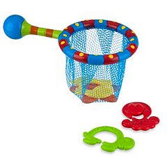 Nuby Splash 'N Catch Bath Time Net
