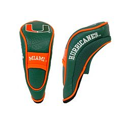 Miami Hurricanes Hybrid Head Cover