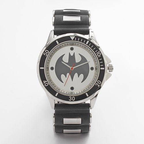 Batman Watch - Men's Rubber