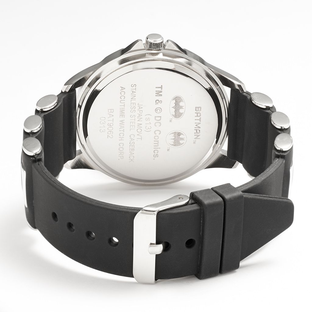 Batman Watch - Men's Rubber