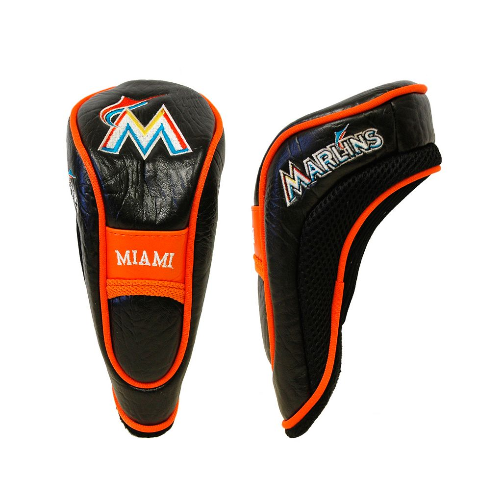 Miami Marlins Hybrid Head Cover